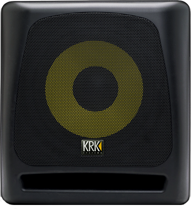 KRK 10s Powered Studio Subwoofer (低音炮)