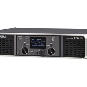 Yamaha PX series power amplifier