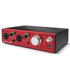 Clarett USB Series