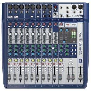 Mixer 調音台