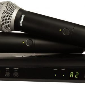 雙咪 (dual wireless microphone)