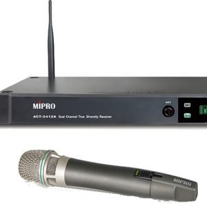 Mipro 2400 series digital wireless microphone