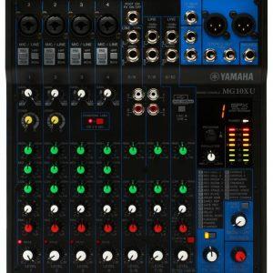 MG Series mixer