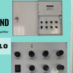 Classroom amplifier