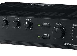 TOA A-1812 amplifier