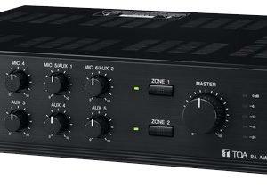 TOA A-1712 amplifier