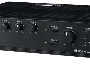 TOA A-1806 amplifier
