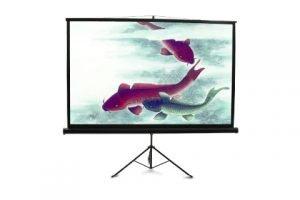 JK 支架幕 tripod projector screen
