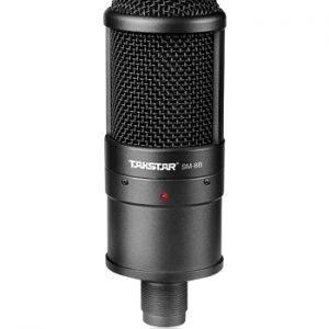得勝(TAKSTAR) SM-8B-S旁述式錄音麥克風