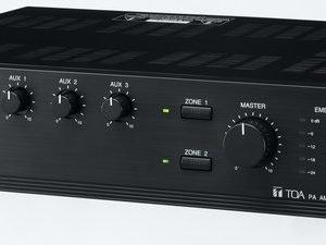 TOA A-1803 amplifier