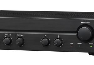 TOA A2120 120W Mixing Amplifiers