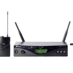 無線咪 (wireless microphone)