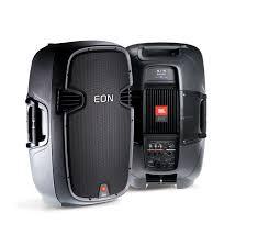 JBL EON500 Series speaker