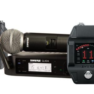 Shure GLX-D Advanced Digital Wireless Systems