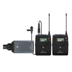 Wireless shooting microphone