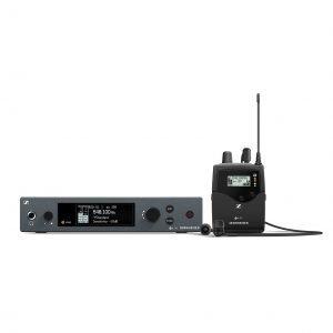 Sennheiser EW IEM G4 無線監聽系統