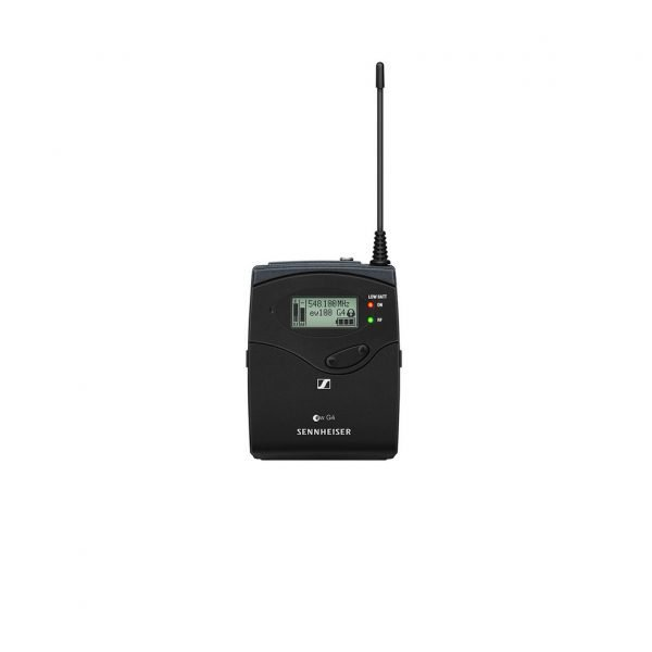 Sennheiser EW 135P G4 wireless handheld microphone for filming