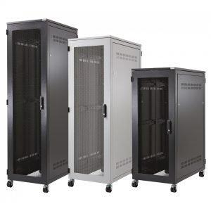 Server rack network cabinet