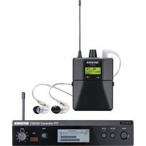 Wireless 無線監聽耳機